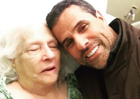 Marco Antonio Regil comparte video de despedida para su mamá