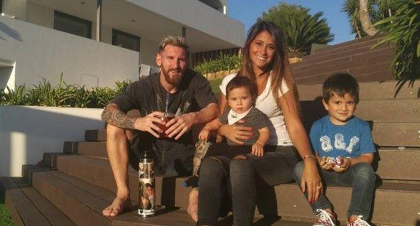 Messi compra la casa de los vecinos para librarse del ruido - Foto de Internet