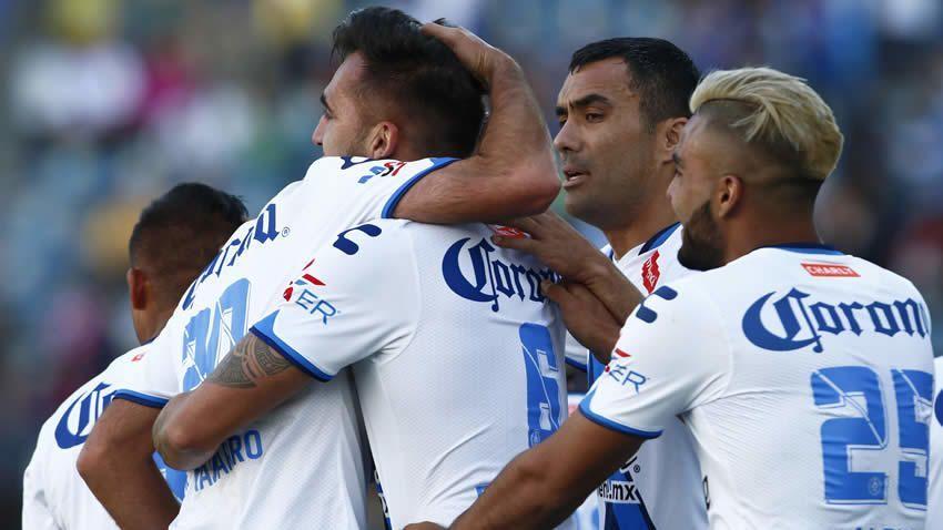 Puebla suma primera victoria del torneo ante Chiapas - Foto de MedioTiempo