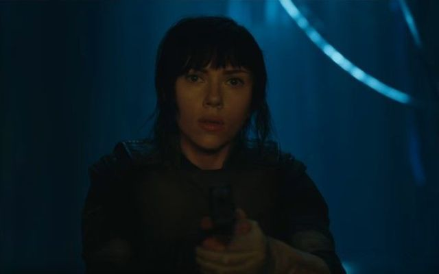 Lanzan segundo avance de 'Ghost in the shell'