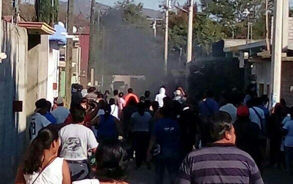 Enfrentamiento en Oaxaca deja 6 heridos