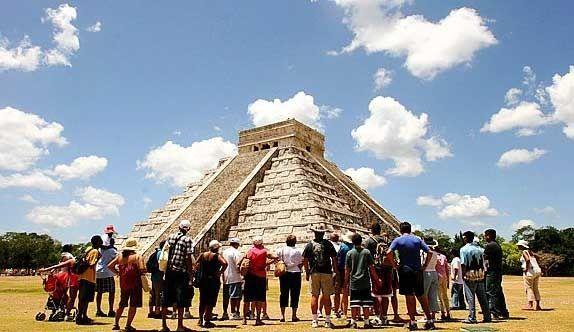 En 2016 México registró 35 millones de turistas