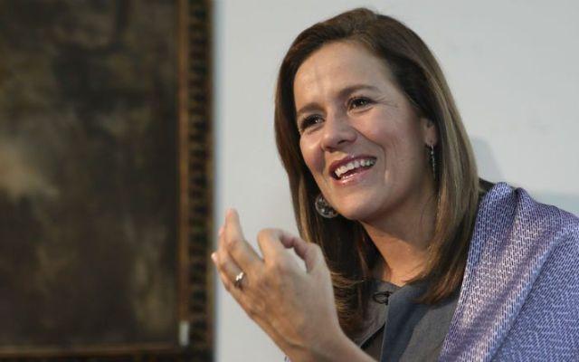 """""""Comparación con los Obama es falsa"""": Margarita Zavala"""