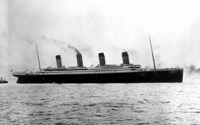 Cadáveres de pasajeros pobres del Titanic pudieron ser arrojados al mar