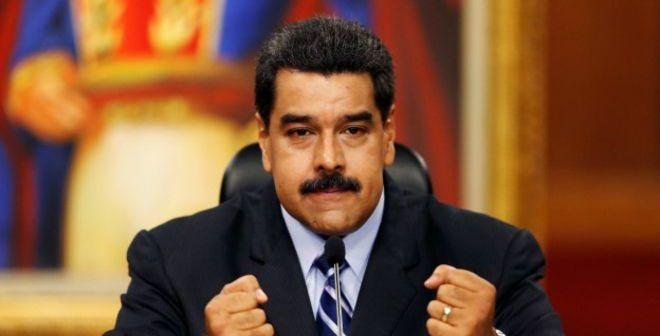Iglesia venezolana rechaza régimen de Nicolás Maduro - Foto de archivo