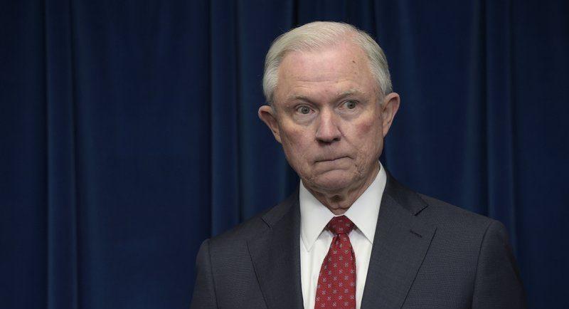 Sessions comparecerá ante el Senado el martes - Jeff Sessions. Foto de AP