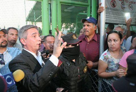 Nueva riña en Cadereyta deja dos muertos - Foto de Milenio.