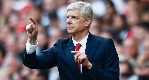Wenger no está interesado en el Barcelona
