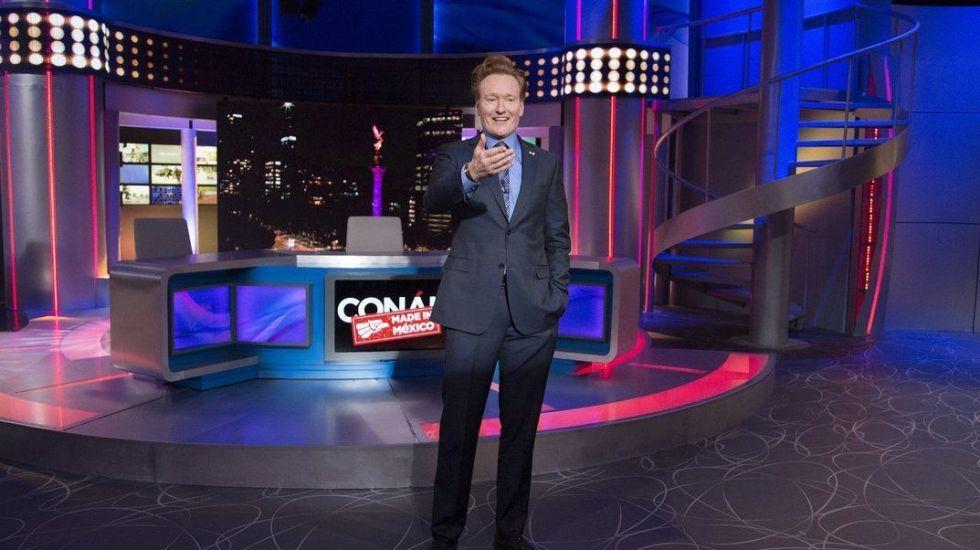 El mensaje de un mexicano a Conan O'Brien
