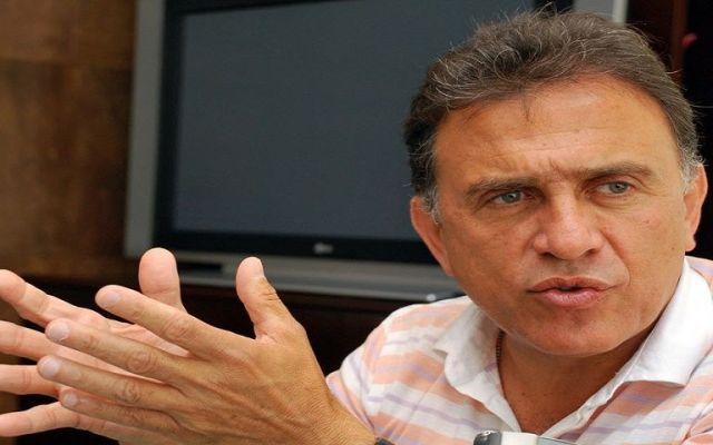 Homicidio de 11 personas en Veracruz se debe a guerra entre criminales: Yunes - Miguel Ángel Yunes. Foto de Internet