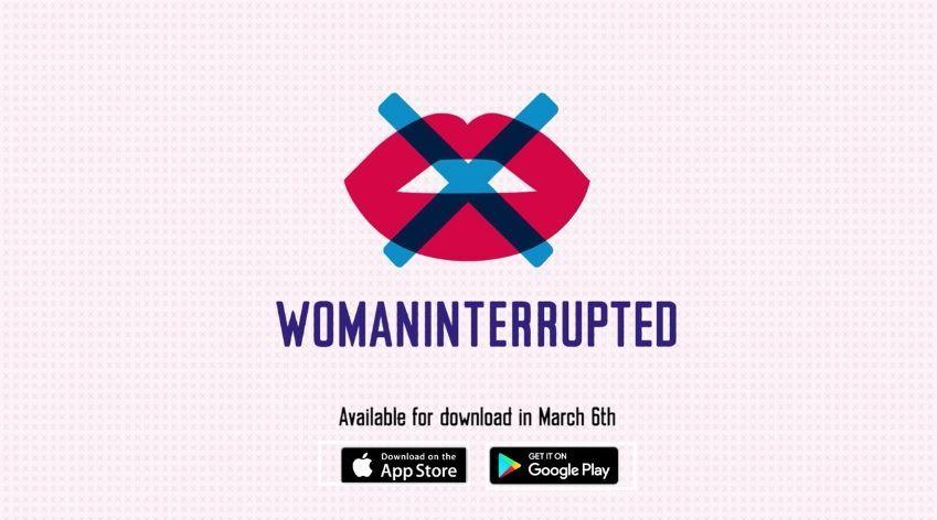 La app que registra las veces que los hombres interrumpen a las mujeres