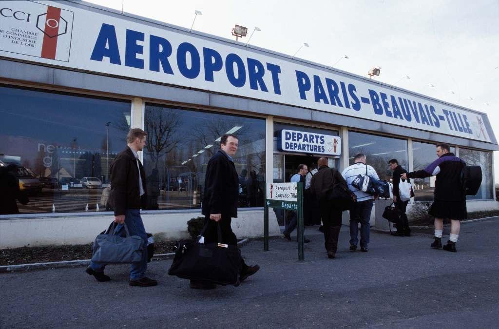 Cancelan 390 vuelos en Francia - Aéroport de Beauvais-Tille, Ile-de-France, France