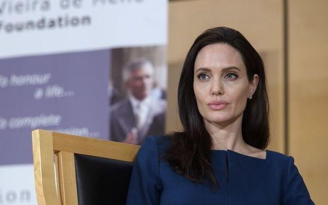 Angelina Jolie critica a políticos que desestiman acuerdos internacionales