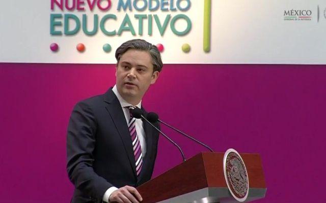 Nuevo Modelo Educativo entrará en vigor en 2018 - Foto de @PresidenciaMX