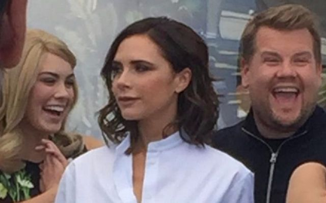 "Victoria Beckham se subirá al ""Carpool Karaoke"""