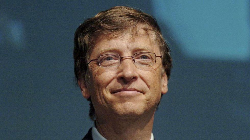 Bill Gates pide que millonarios paguen más impuestos - Bill Gates. Foto de Microsoft