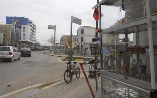 Inauguran en Albania calle con el nombre de Donald Trump