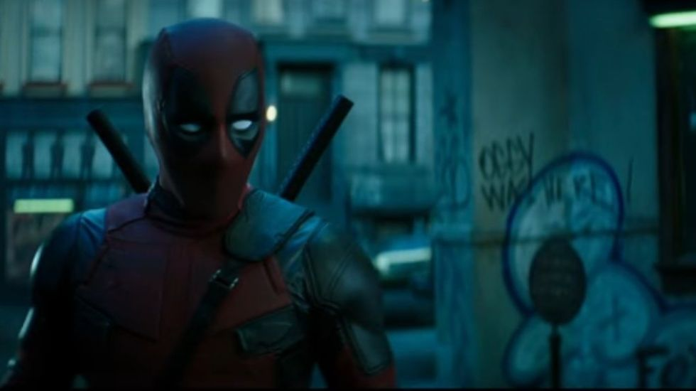 Ryan Reynolds publica adelantos de Deadpool 2 - Foto de YouTube