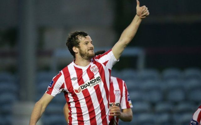 Muere a los 27 años Ryan McBride, capitán del Derry City - Foto de Internet