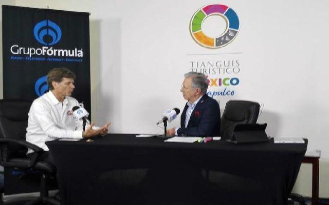 """""""Acapulco puso a México en el mapa internacional y ahora se recupera"""": de la Madrid"""