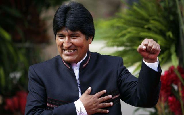 Evo Morales se recupera tras una operación de garganta en Cuba - Foto de Archivo