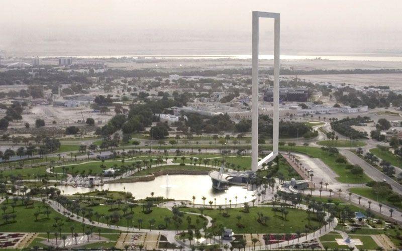 Arquitecto mexicano denuncia robo de obra icónica en Dubai - Foto de Internet