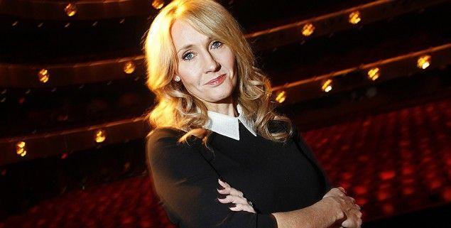 J.K. Rowling revela el nombre de su nuevo libro