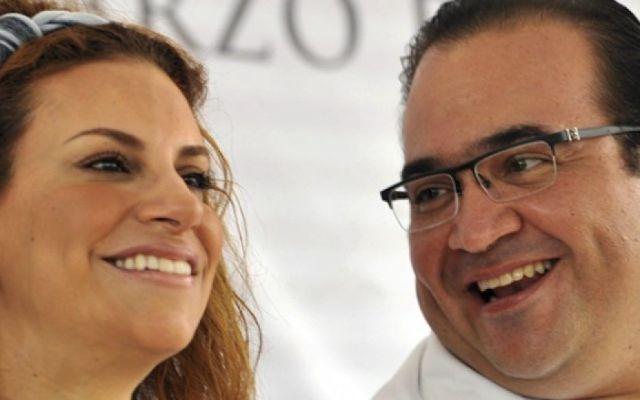 Aparece esposa de Duarte en el Aeropuerto de Bogotá - Foto de Quadratín