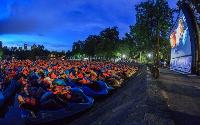 Anuncian funciones de cine en bosques de la Ciudad de México