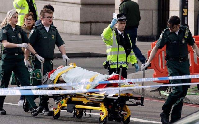 Testigos narran lo sucedido en Londres - Foto de Reuters
