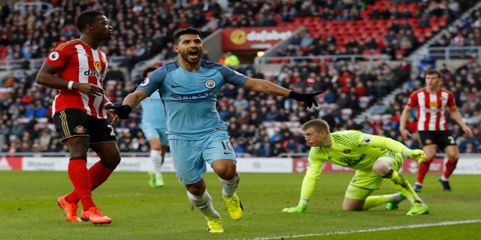 Manchester City alcanza segundo lugar de la Premier - Foto The Guardian