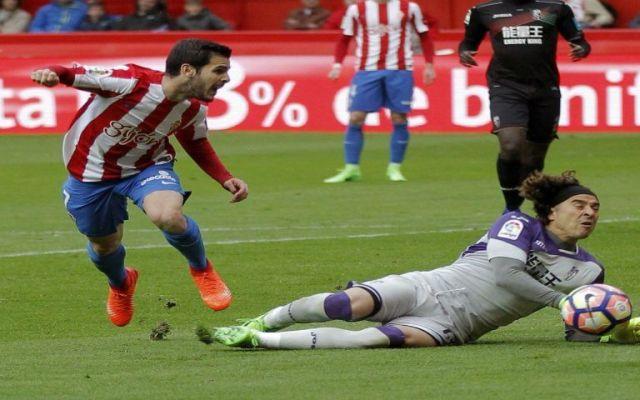 Video: Memo Ochoa ataja penal al Sporting - Foto de Twitter