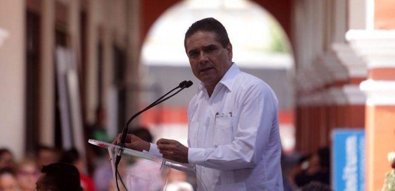 """""""Quiero ser candidato del PRD a la Presidencia de México"""": Aureoles"""