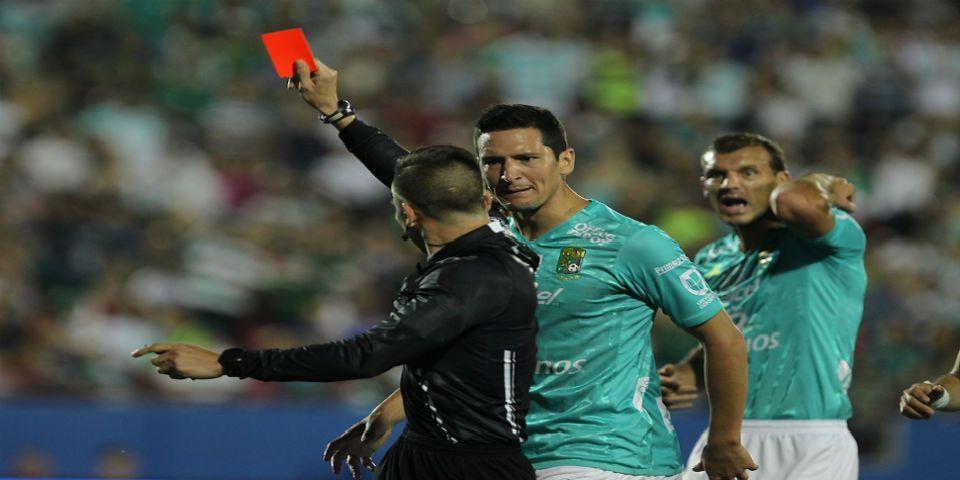 Video: Diego Novaretti agrede a árbitro - Foto de Al Día Dallas