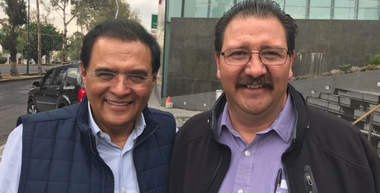 PT destapa a senador Benjamín Robles como candidato a la presidencia