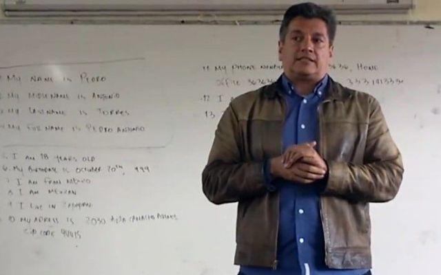 Video de maestro de Prepa 10 estaba editado