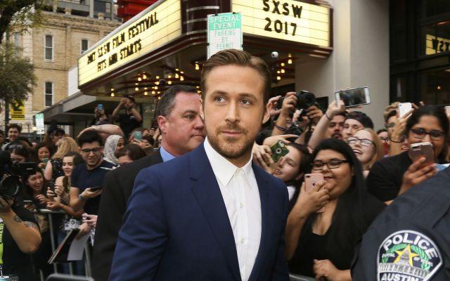 Ryan Gosling habla del error en los Óscares - ARCHIVO – El actor Ryan Gosling llega al estreno de su película