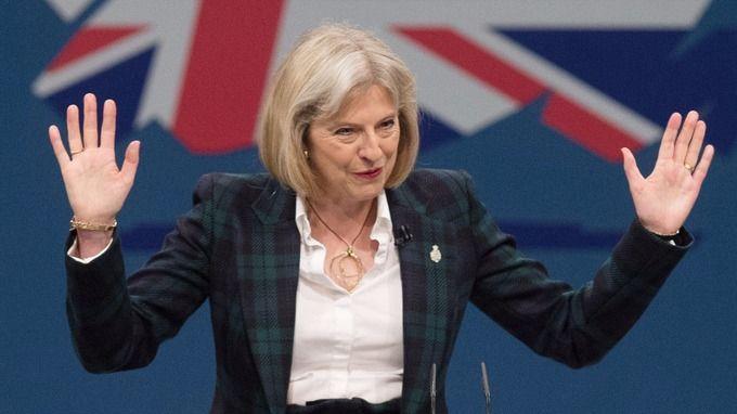 Este mes se activará el Brexit: Theresa May - Foto de archivo