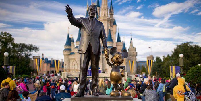 Cierran Disney World por huracán Irma - Foto de Internet