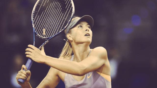 María Sharapova regresa a las canchas tras suspensión por dopaje