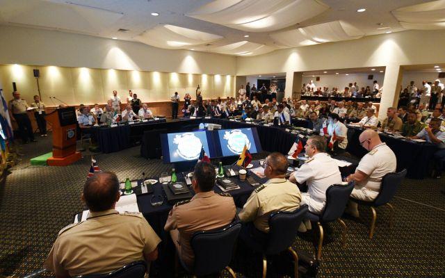 Sedena y Semar encabezan Conferencia de Seguridad de Centroamérica