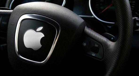 Apple obtiene permiso para probar coches autónomos