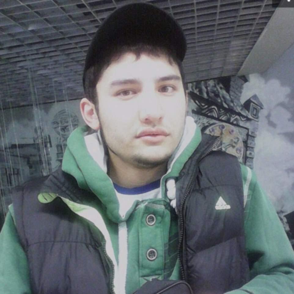 Terrorista recorrió por dos horas el metro de San Petersburgo antes de atacar - Foto de Daily Mail