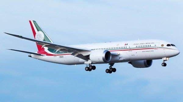 SCJN ordena no revelar bitácora de la flota aérea presidencial - Foto de Internet