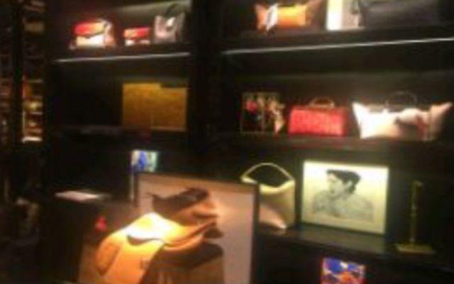 Roban tienda Carolina Herrera en Antara - Foto de @c4jimenez