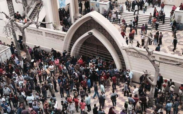 México condena ataques contra iglesias en Egipto - Foto de Internet
