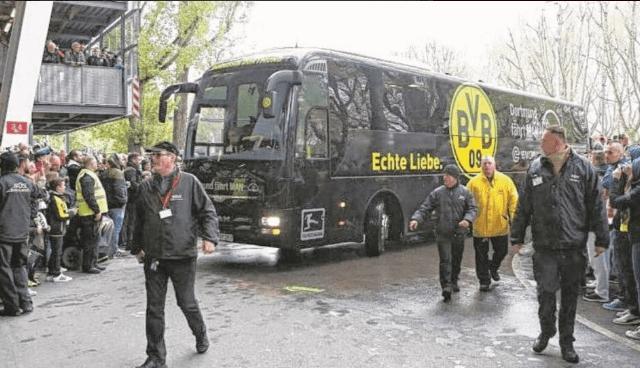 Nueva amenaza terrorista en Alemania tras ataque al Dortmund - Foto de Internet