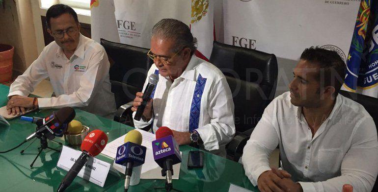 Capturan a uno de los asesinos de líder del PRD en Guerrero