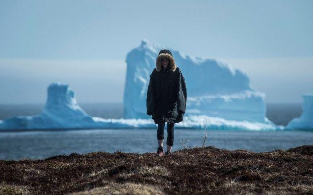 Iceberg aparece en Canadá