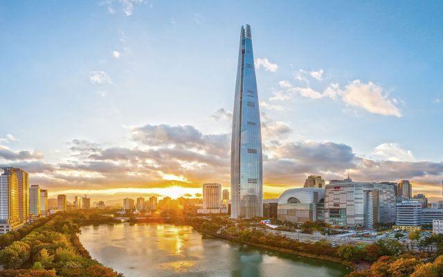 #Fotos Así es el quinto rascacielos más alto del mundo